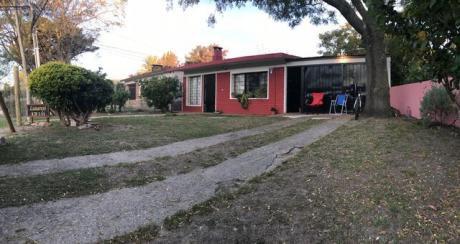 Id 10873 - Preciosa Casa Ph 2 Dorm. Indep. En El Bosque-lagomar
