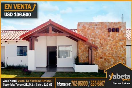 Lista Para Entrar A Vivir, Condominio La Fontana Riviera
