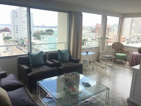 Vendo Hermoso Y Bien Ubicado Apartamento En Punta Del Este ( Gorlero Y Calle 30)