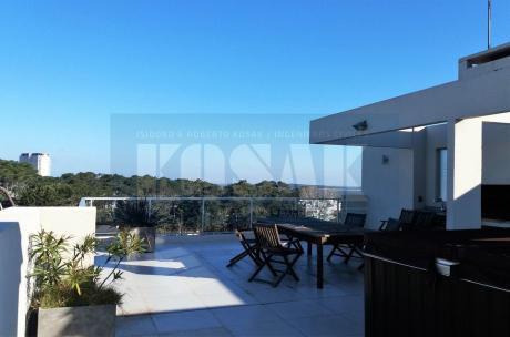 Venta Mansa Apart Penthouse Duplex 3/4  Gje X 2 Amenities  Punta Del Este Kosak
