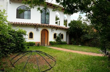 Tierra Inmobiliaria - Magnífica Casa Zona Choferes Del Chaco!!