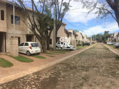 Alquilo Hermoso Duplex A Estrenar En Condominio – Luque Zona Jardin De Oro