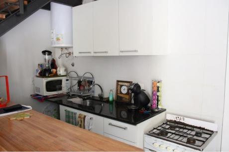 Apartamento Duplex En Parque Rodo Con Patio!!