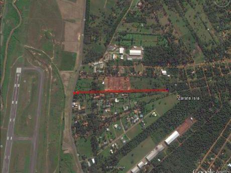 Vendo Terreno Zona Aeropuerto