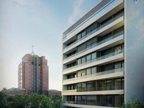Edificio Quadra Cetrum | Monoambientes | Centro