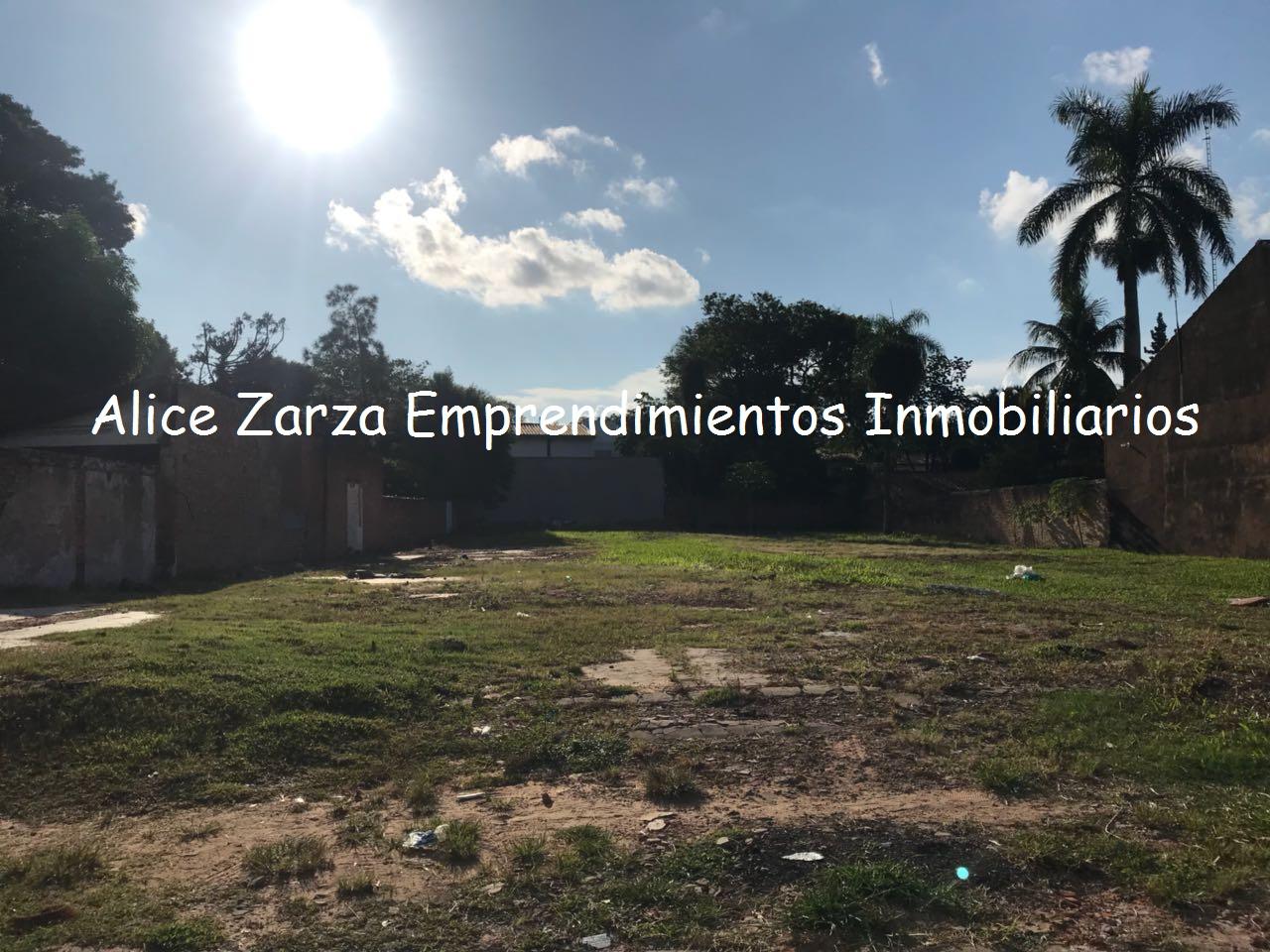 Vendo Hermoso Terreno En Barrio Mcal. Estigarribia
