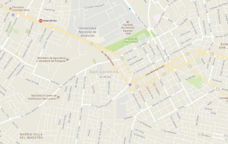 Compro Lindos Terrenos En San Lorenzo; Pago Al Contado Y Sin Demora