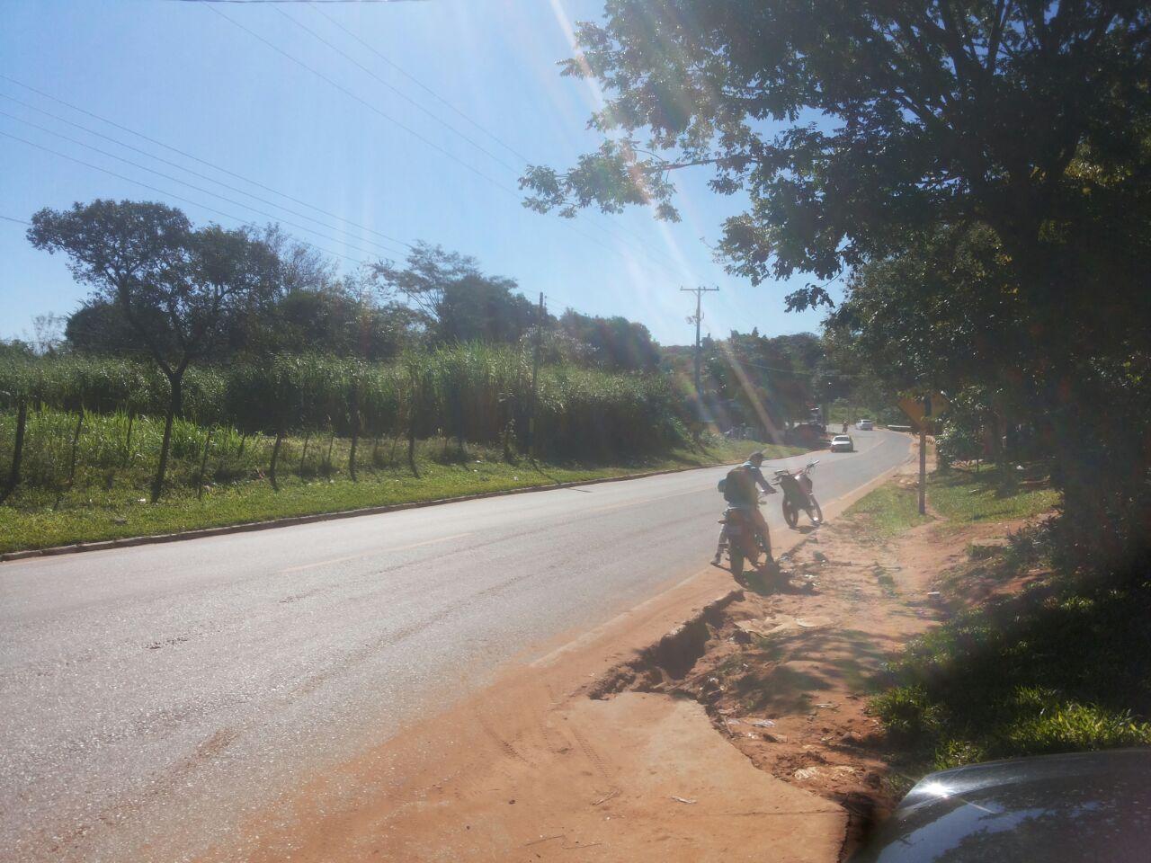 Vendo Terreno Especial Para Surtidor De 4775 M2 Cañada San Rafael, Luque