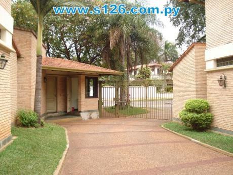 Casa En Condominio En Alquiler - Mariscal Estigarribia.