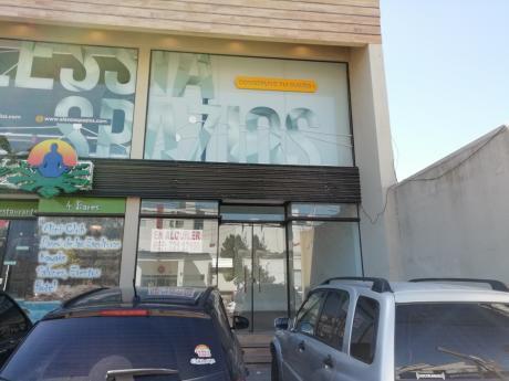 Local En Alquiler En Equipetrol !!!