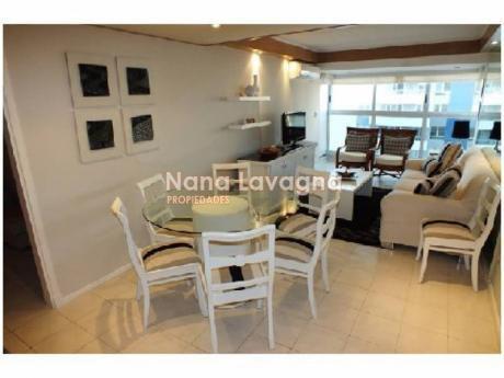 Apartamento En Long Beach,  En Venta, Aidy Grill, Punta Del Este, 1 Dormitorios. - Ref: 203047