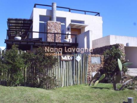 Casa En Venta En José Ignacio - Ref: 207322