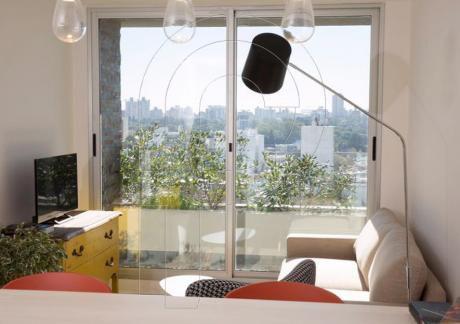 Estrene Apartamento 1 Dorm - Excelente Vista, Calidad Y DiseÑo.