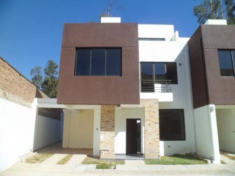 Due o vende casas y condominio en cochabamba infocasas for Casa minimalista uy