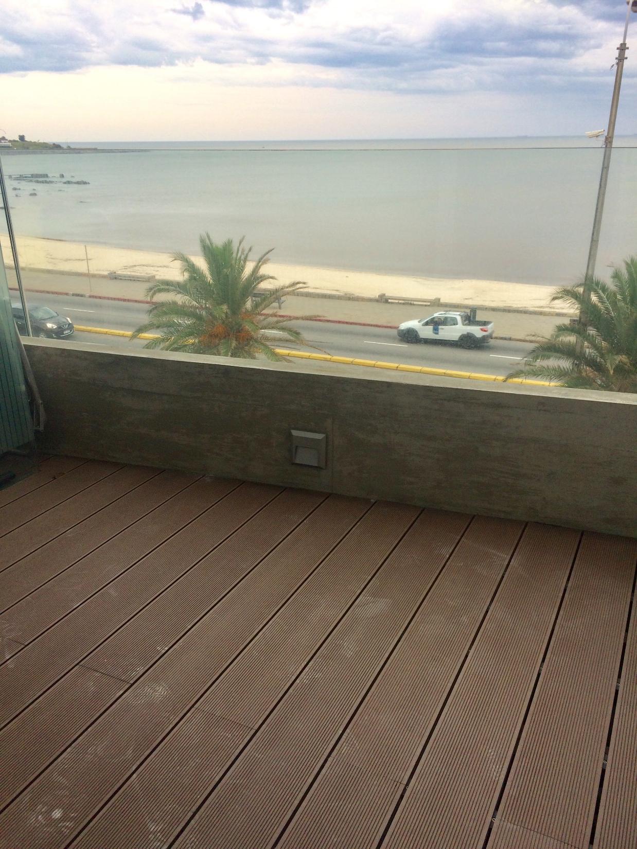 Venta 1 Dormitorio Con Espectacular Vista Al Mar.