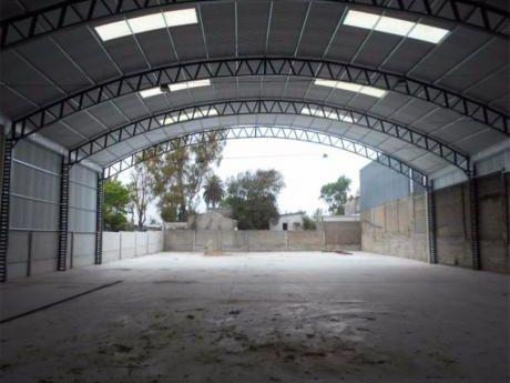A Estrenar 1700 M2 Oficinas/galpón - Zona Perez Castellanos