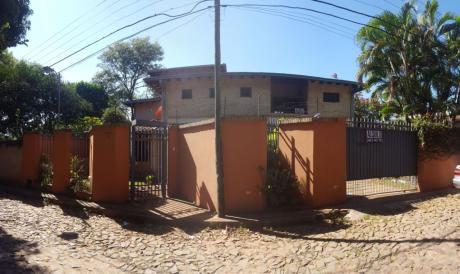 Terrés Alquila Amplia Casa En Lambaré A Pasos De Cacique