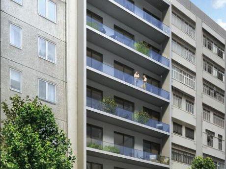 Vendo Apartamento 1 Dormitorio Patio A Estrenar Pocitos Montevideo Uruguay