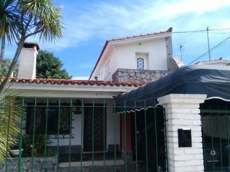 Gran Casa 4 Dormitorios 3 BaÑos- JardÍn Fondo- Barbacoa Acepta Banco.