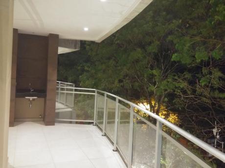 Espectacular Departamentoto Amoblado En Villa Morra