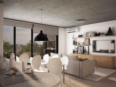 Departamentos En Pozo De 1 Y 2 Dormitorios - Edificio Ad Maiora