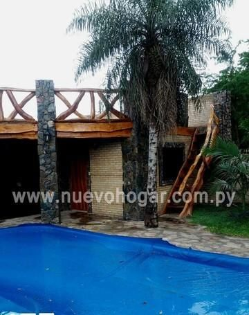 Vendo Casa Quinta Ypacarai Aleznh