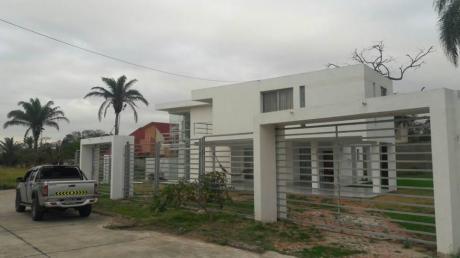 Hermosa Casa De Lujo En Venta Villa Bonita ( Urubo)