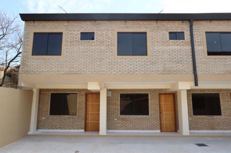 Alquilo Duplex De 2 Dormitorios En Condominio Lapacho 7, Luque Laurelty