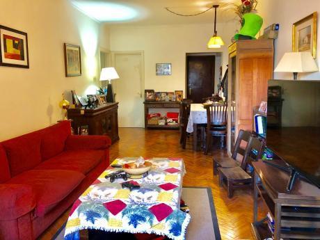 Venta De Apartamento En Pocitos 3 Dormitorios Y Garaje
