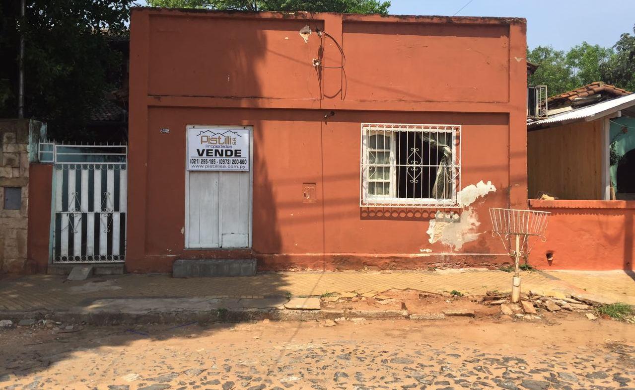 Vendo V-038 Terreno - Barrio Mariscal Estigarribia