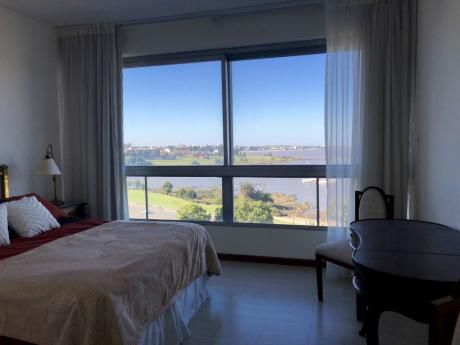 Apartamento En Edificio Panamericano
