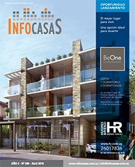 Revista InfoCasas, Número 49, Abril 2015