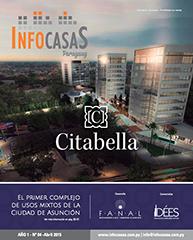 Revista Infocasas Paraguay, Número 04, Abril 2015