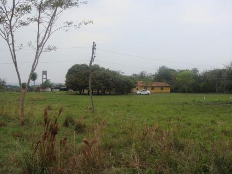 Estancia En Tte Esteban Martinez - Chaco Paraguayo