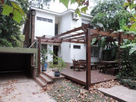 Magnifica Casa En Entorno De Privilegio !!