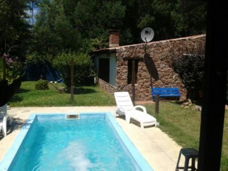 Venta En Atlántida -casa De 4 Dormitorios Con Piscina - Referencia 131