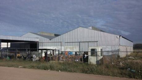 Depósito 1.250 M2,logística, Distribución, Prox. Aeropuerto.