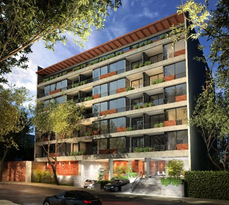 Start Villa Morra Young Apartments