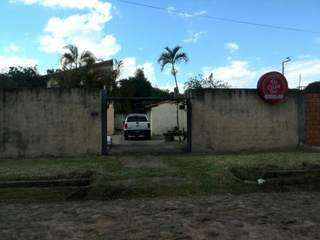 Vendo Casa Estilo Colonial A Metros Del Club Balderrama (luque)