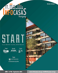 Revista Infocasas Paraguay, Número 09, Setiembre 2015