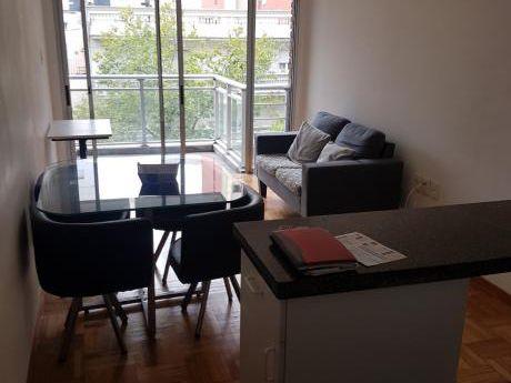 Alquiler Apartamento 1 Dormitorio Con Muebles Pocitos
