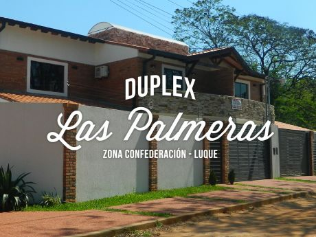 Vendo Lujosos Duplex A Estrenar Zona Conmebol - Luque