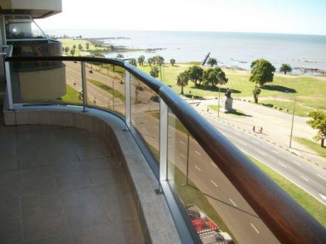 Frente Al Mar Y Golf, Finamente Equipado!!!