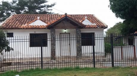 Alquilo Casa Independiente En Villa Elisa Cerca Del Club De América