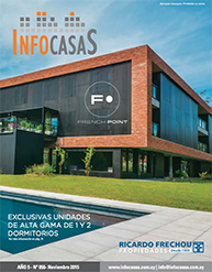 Revista Infocasas, Número 56, Noviembre 2015