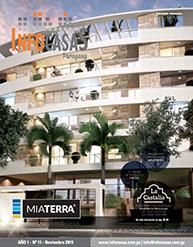 Revista Infocasas, Número 11, Noviembre 2015