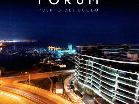 Forum Puerto Del Buceo 1 Dormitorio Suite, Toilette Garaje Y Box.