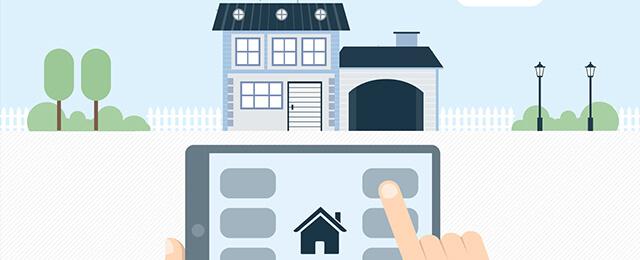 """¿Te imaginas controlar tu hogar a distancia?, con una casa """"inteligente"""" es posible"""