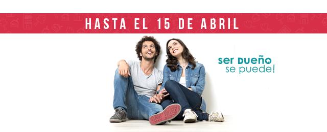 """En abril con InfoCasas """"Ser Dueño Se Puede"""""""