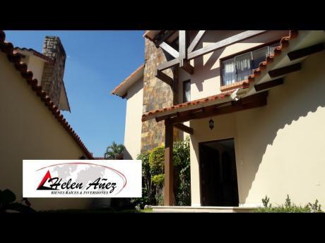 ¡gran OfertÓn De Venta Abajo De AvaluÓ¡  Hermosa Y Lujosa Casa Finamente Amoblada Y Construida Con Materiales De Primera Calidad, Ubicada Zona Las Palmas, Con OpciÓn A Alquiler.